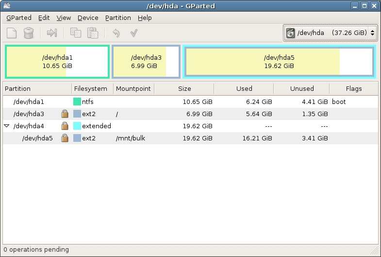 Download GParted Live - MajorGeeks