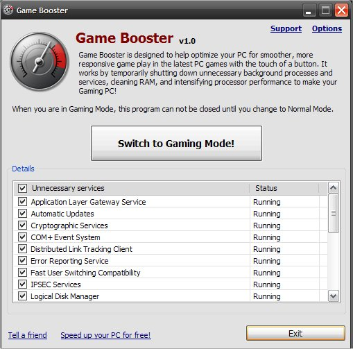 Download IObit Game Booster - MajorGeeks