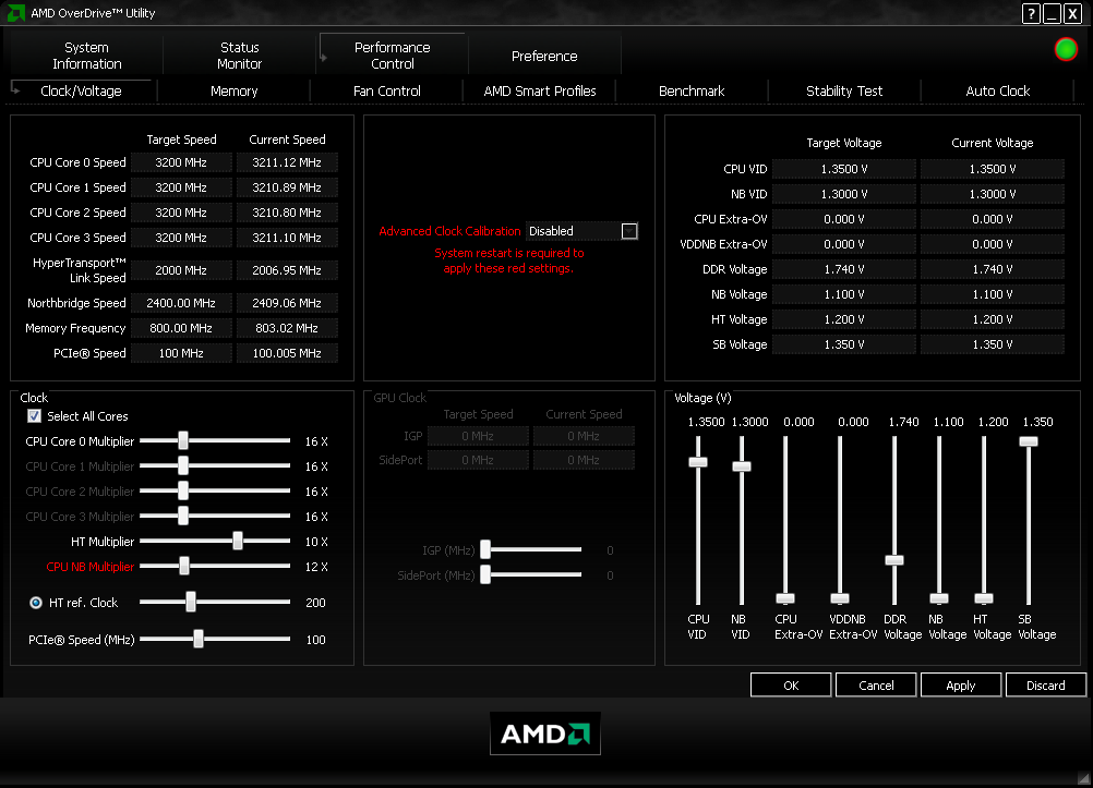 Download AMD Overdrive - MajorGeeks