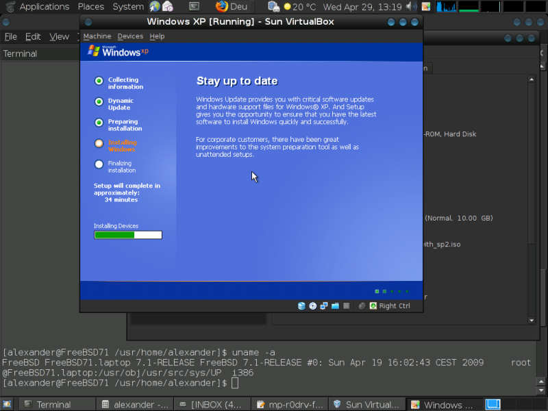 Download VirtualBox - MajorGeeks