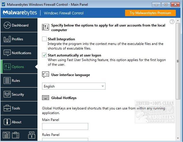 Windows firewall control malwarebytes installer