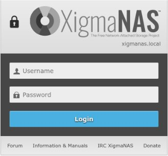 Download XigmaNAS - MajorGeeks