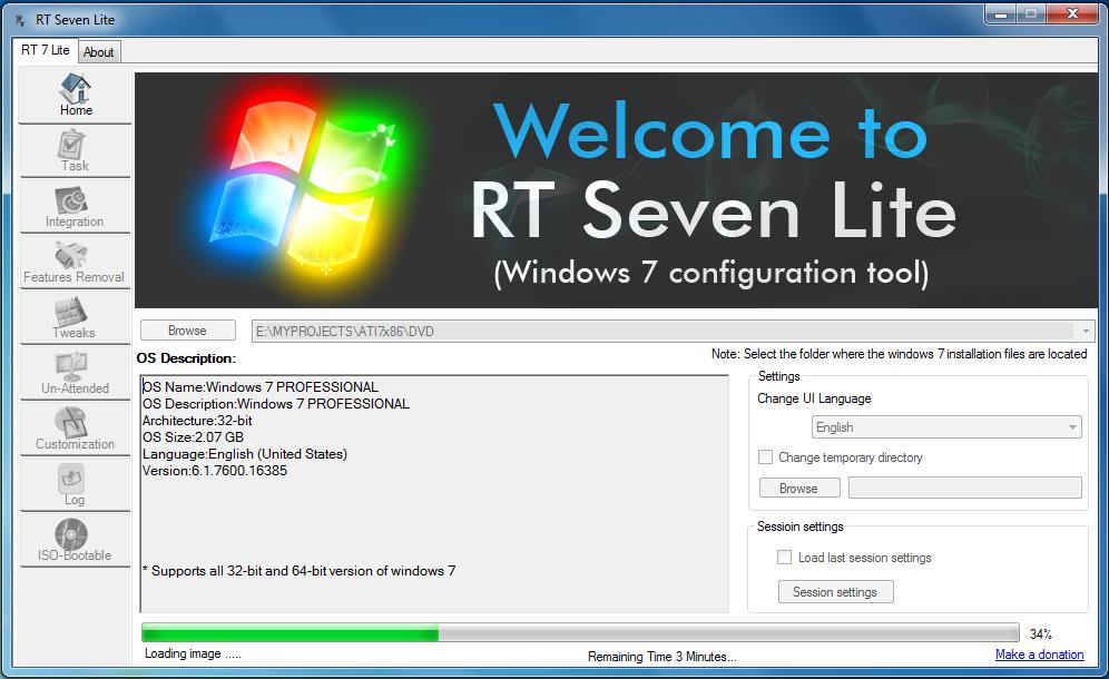 Download RT Se7en Lite - MajorGeeks
