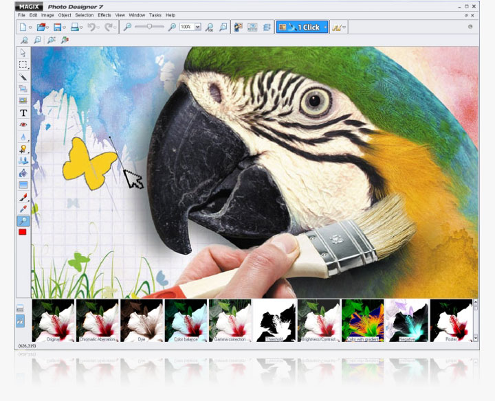 Official Download Mirror for Magix Photo Designer. Download Magix Photo Designer   MajorGeeks