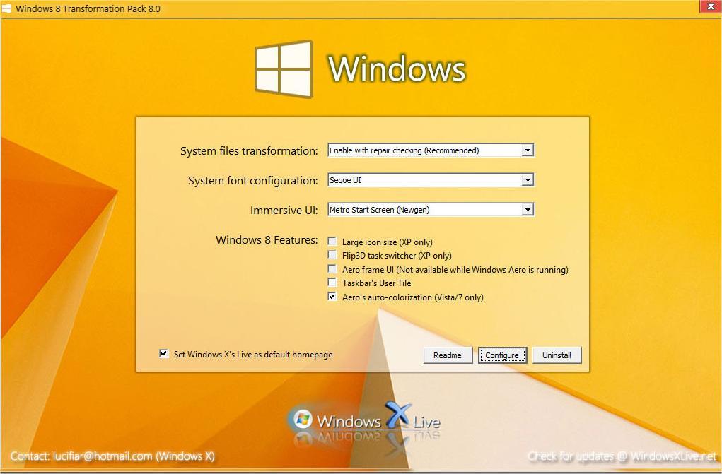 Windows 8 skin pack for vista keynescapasi.