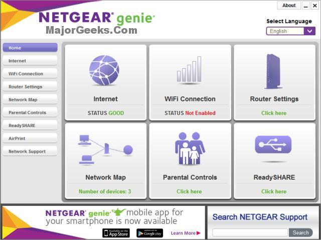 Download NetGear Genie - MajorGeeks