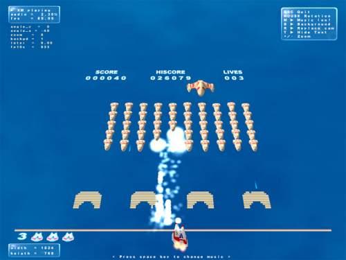 Download Space Invaders OpenGL - MajorGeeks