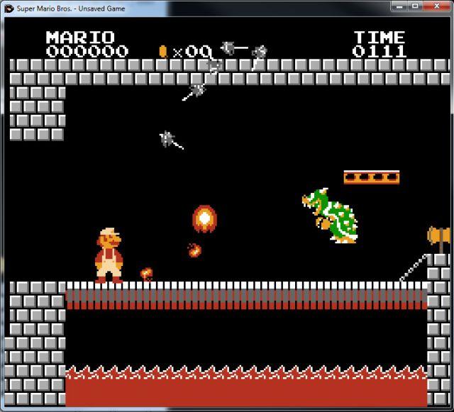 Download Super Mario Bros NES Game & Builder - MajorGeeks