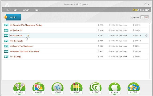 Related imageFreemake Audio Converter 1.1.9.9 Serial Key + Crack [Portable] Download Free