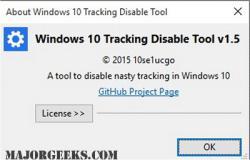 disablewintracking windows 7