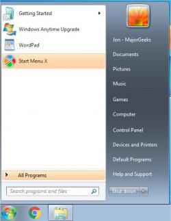 تحميل برنامج Start Menu X, رابط مباشر thumbnail