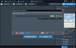 Download Any Video Converter - MajorGeeks