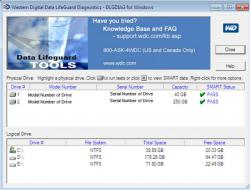 Download Western Digital Data Lifeguard Tools - MajorGeeks