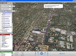 Google Earth 7.1.2 - Menjelajah bumi, bulan dan mars