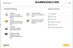 Download Norton Internet Security - MajorGeeks