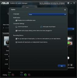 realtek hd audio manager windows 7 download