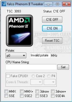 Download Phenom II Tweaker - MajorGeeks
