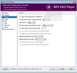 download mpv player for windows