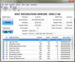 تحميل برنامج CrystalDiskInfo, رابط مباشر thumbnail