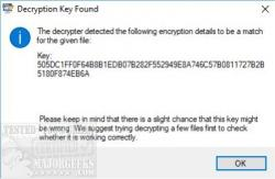 Download Emsisoft Decrypter for PewCrypt - MajorGeeks