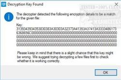 Download Emsisoft Decrypter for JSWorm 2 0 - MajorGeeks