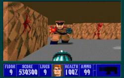 Download Wolfenstein 3D with Manual and Wolf3D Super Upgrades