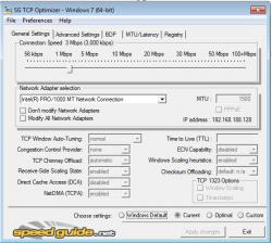 tcp optimizer download free windows 7