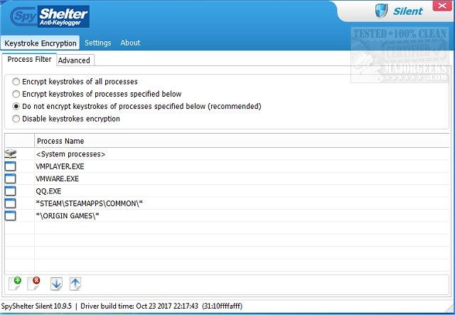 Protect Against Keylogging Malware with SpyShelter Anti