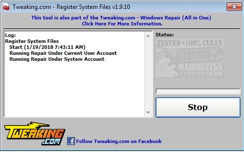 fix windows 7 system files