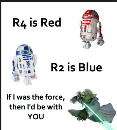 Random Photos: Yoda Valentine For Me (4 Photos)
