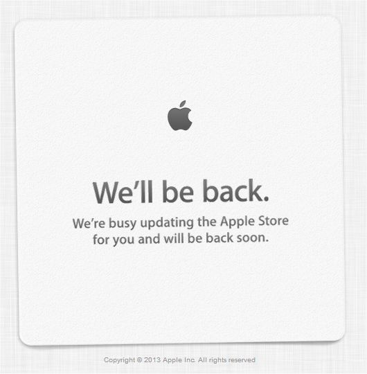 Apple issues developer site status update: coming back ...