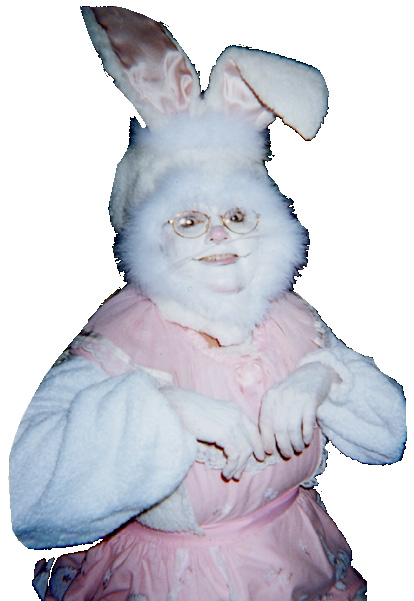11 bunnies you would not want to see on easter majorgeeks