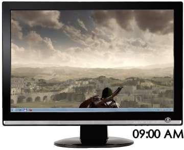Cycle Through Desktop Pictures With Bionix Desktop Wallpaper Changer