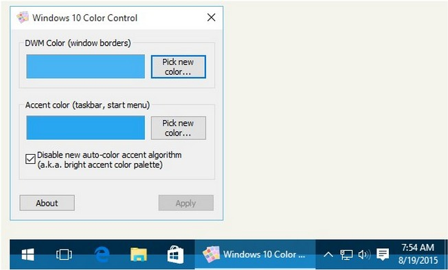 windows 10 color control gets the most out of the windows