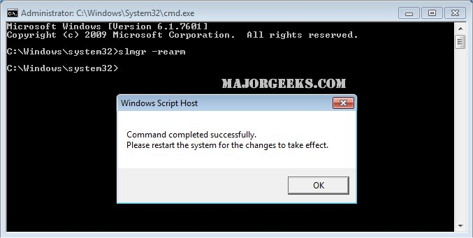 Fix: This Copy of Windows Is Not Genuine Error - MajorGeeks
