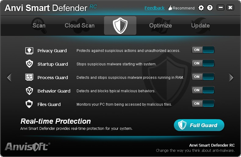 Anvi Smart Defender 1.0RC2