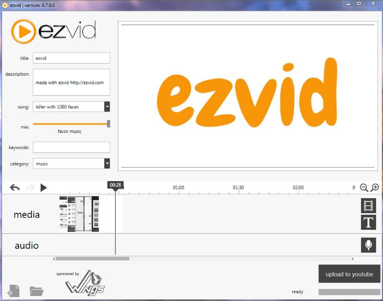 Ezvid 0.7.0.0